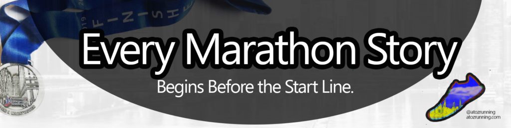 atozrunning.com Chicago Marathon Race Report