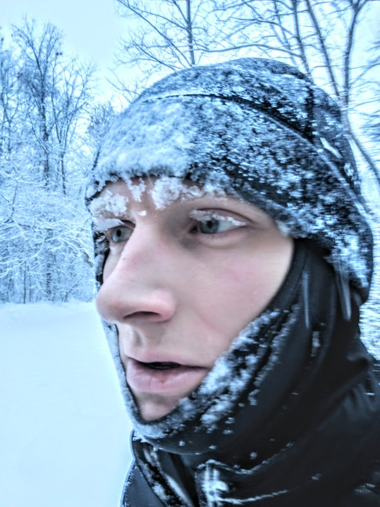 Frozen Zach