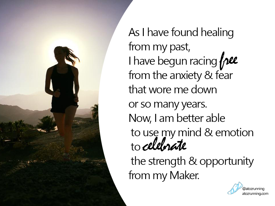 As I have found healing... celebrate strength. Andi Ripley