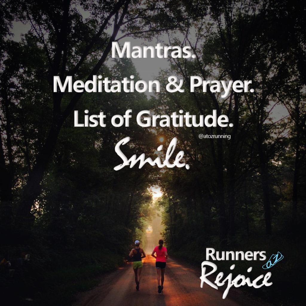 Runners rejoice