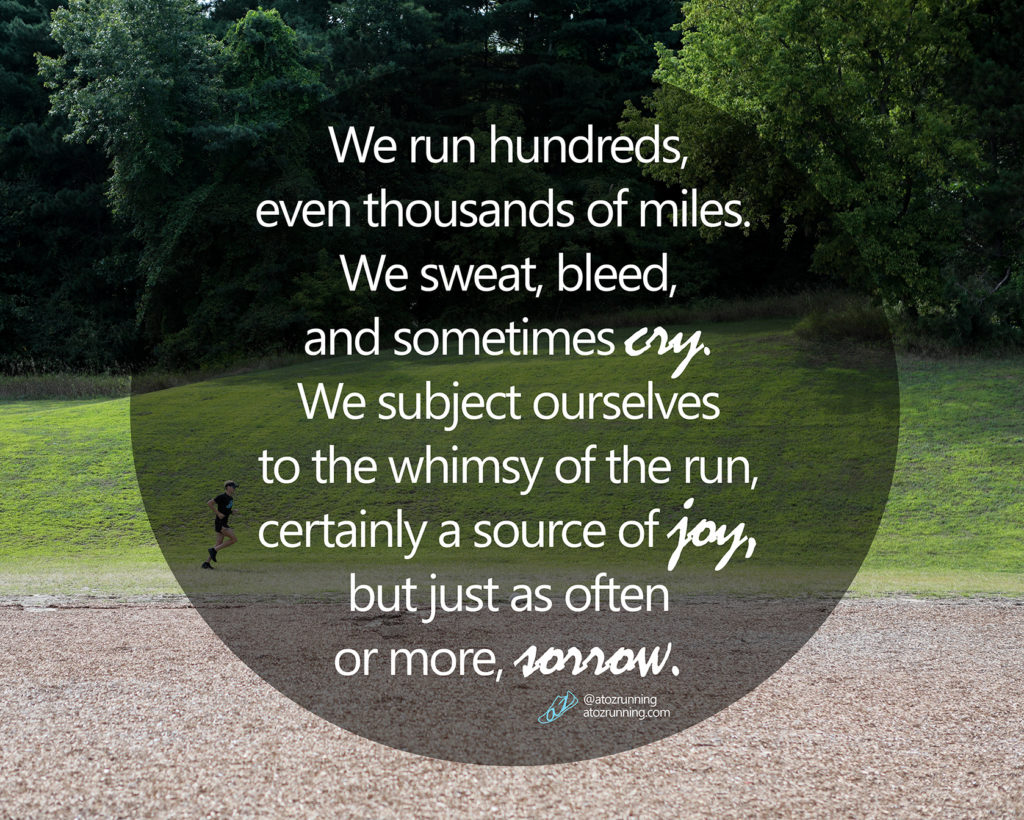 We run hundreds...