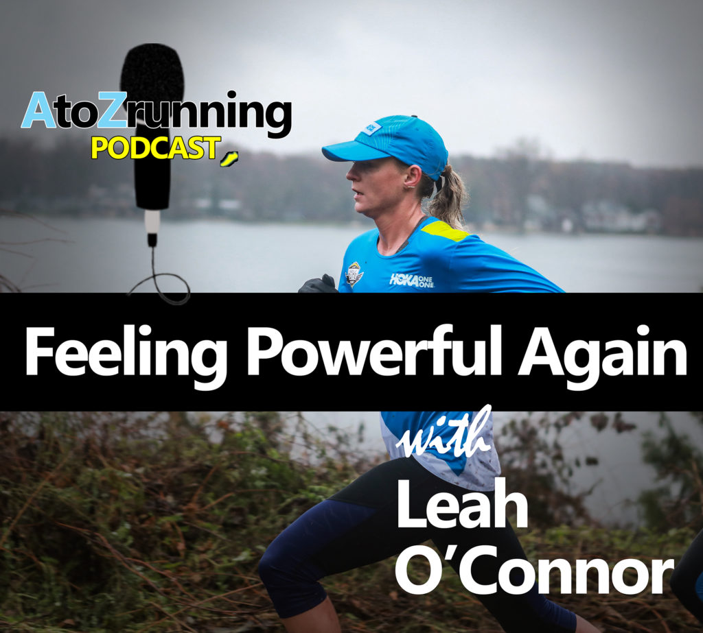 Feeling Powerful Again with Leah O'Connor