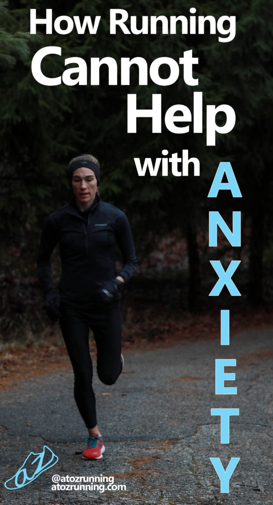 How Running Cannot Help with Anxiety- The Anxious Runner