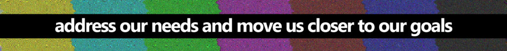 move closer to goals