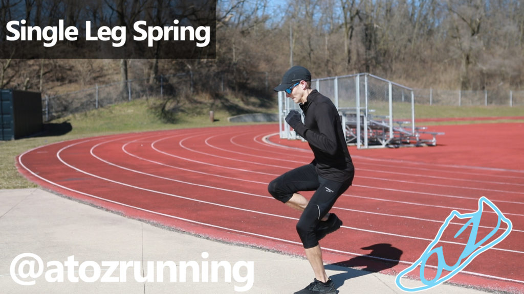 Single Leg Spring