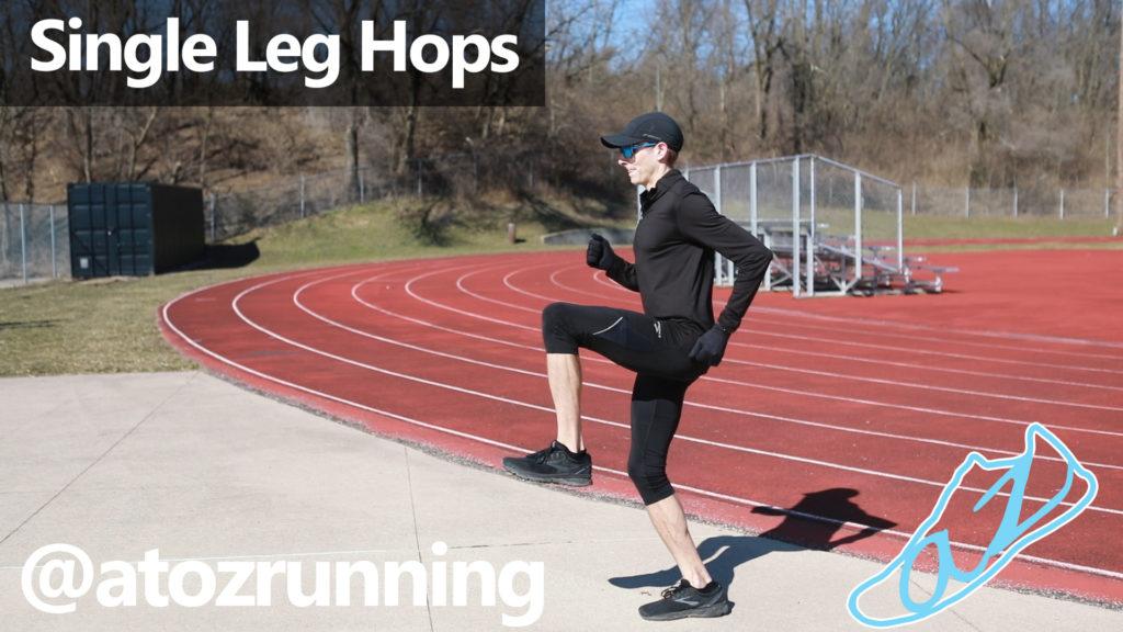 Single Leg Hops