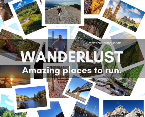 Wanderlust Amazing Places to Run