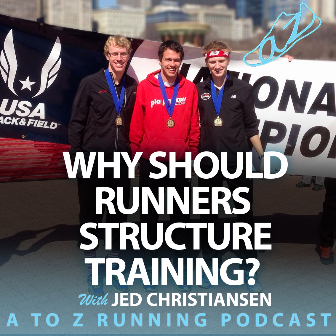 Why should runners structure training?