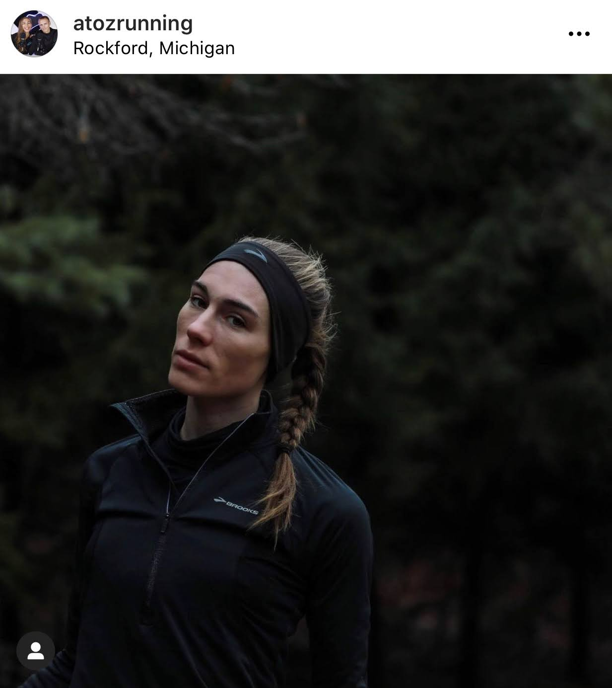@atozrunning on instagram