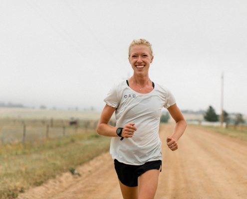 Alicia Monson on the A to Z Running Podcasr