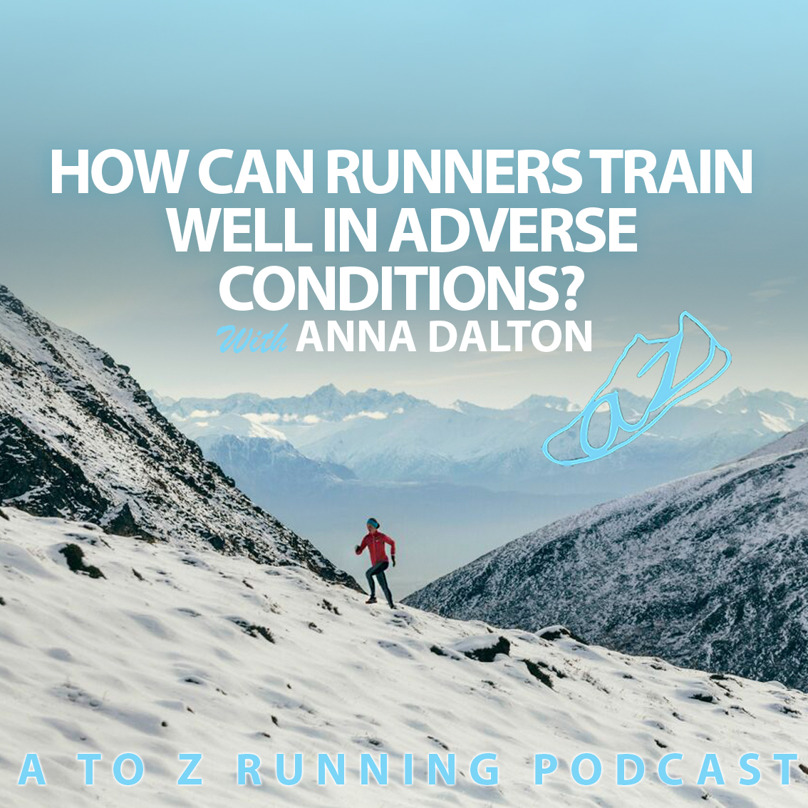 how can runners train well in adverse conditions?