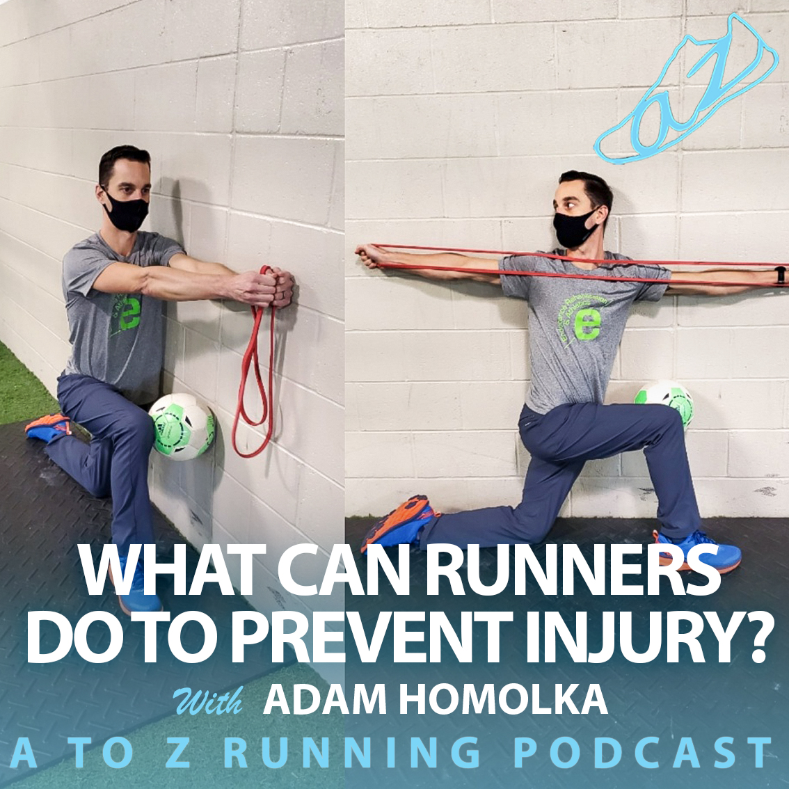 What can runners do to prevent injury