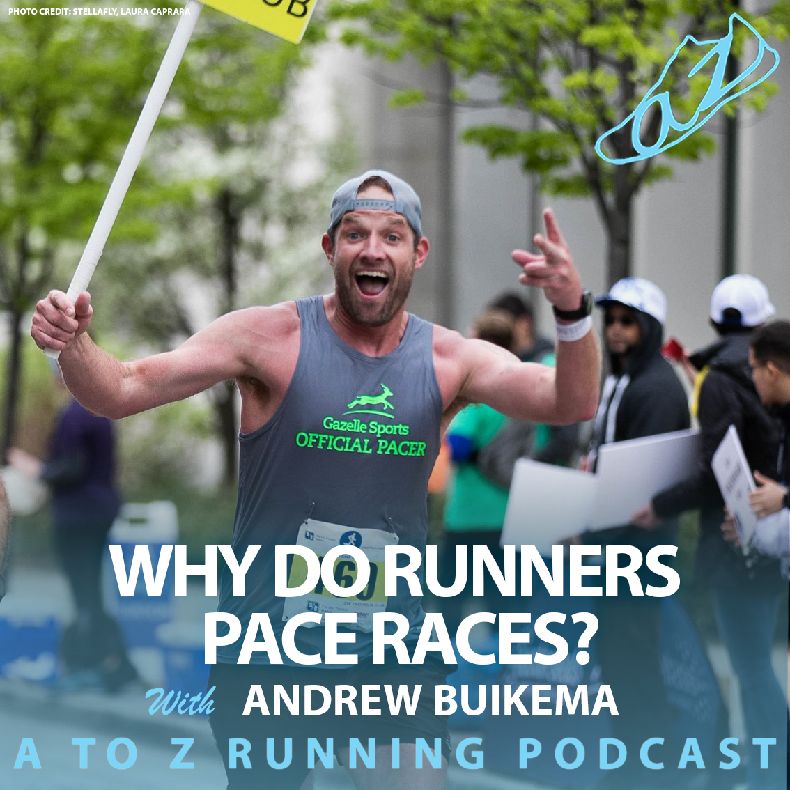 Why do runners pace races