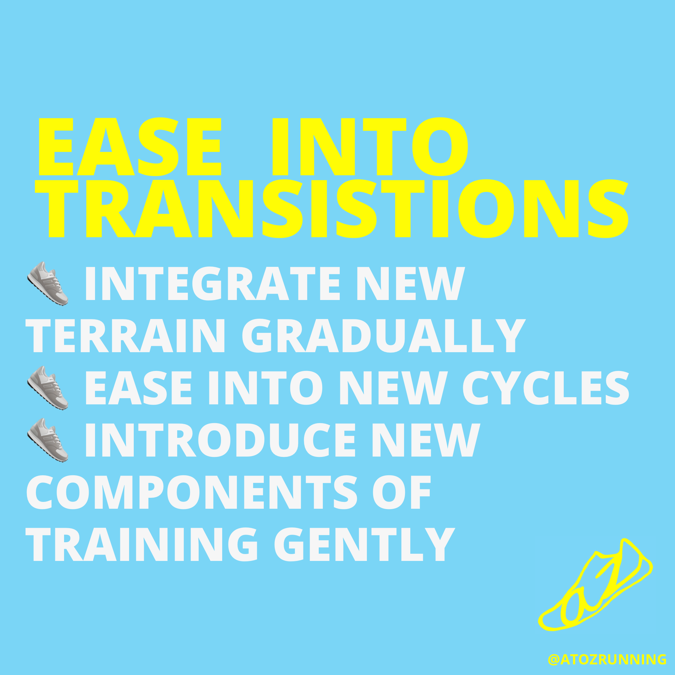 Ease into transitions