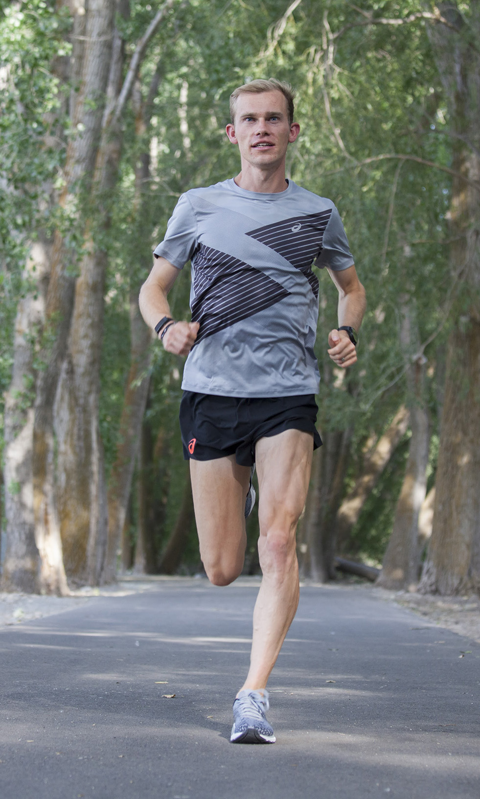 Clayton Young Professional Runner