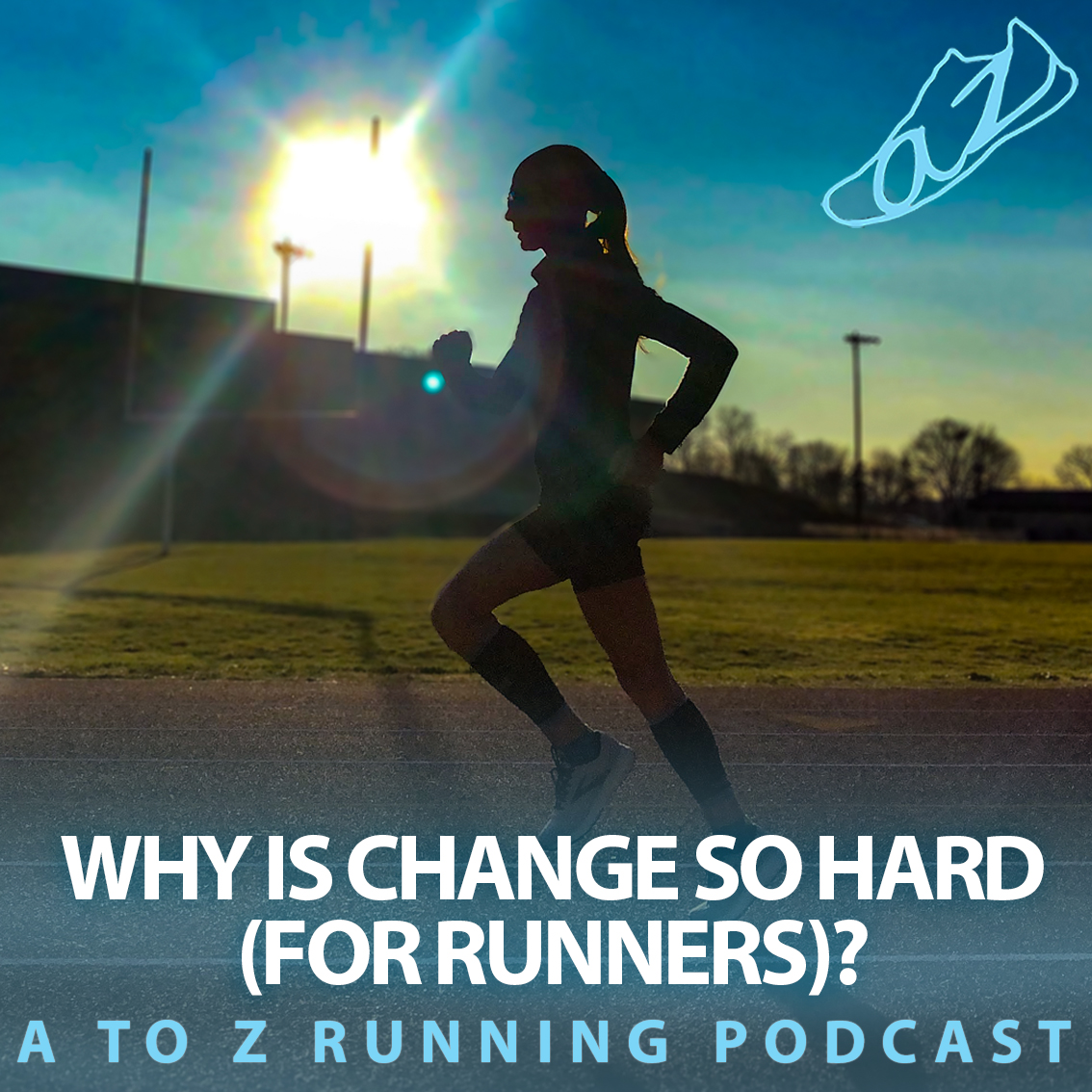 Why is change so hard for runners
