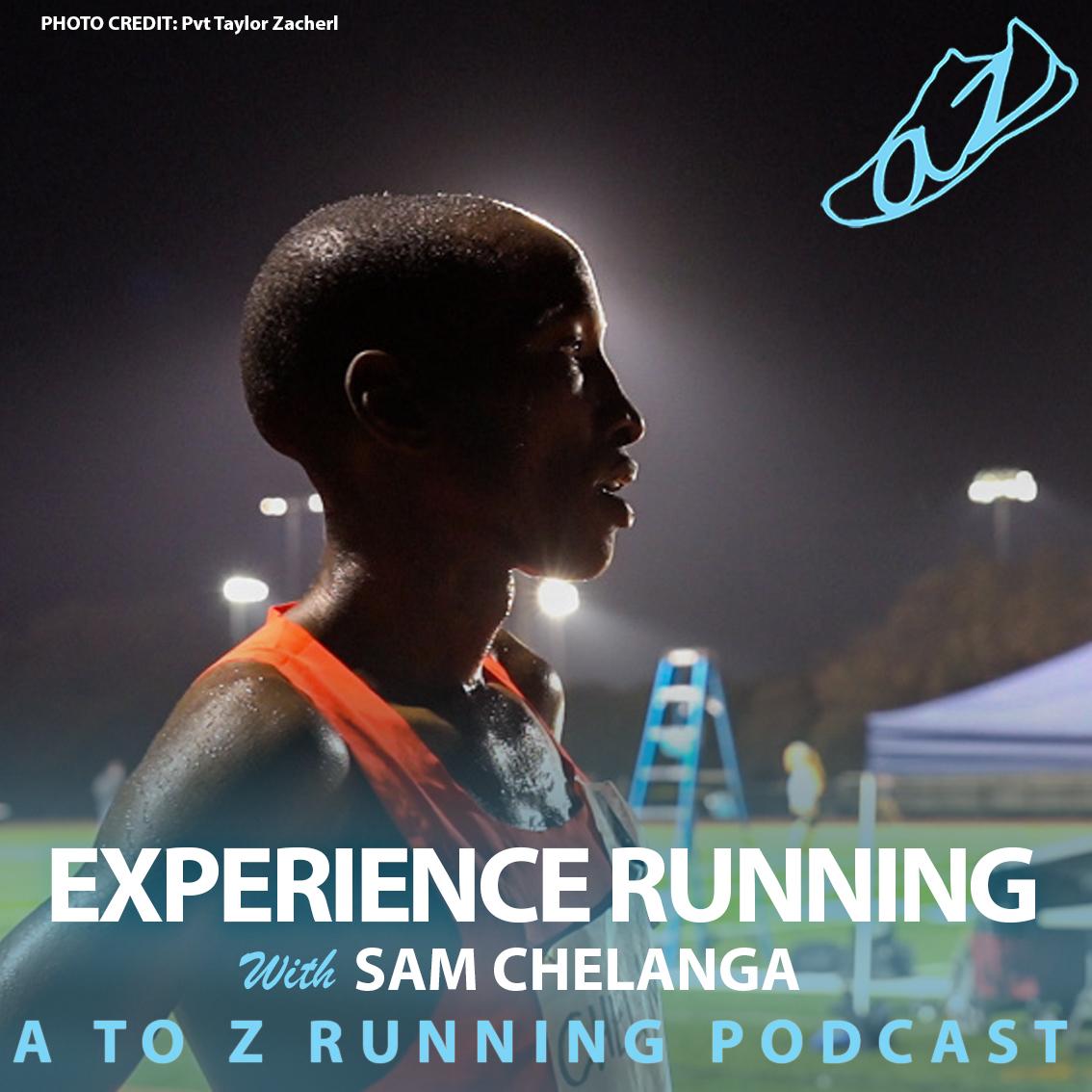 Experience Running with Sam Chelanga