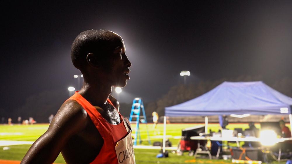 Sam Chelanga Experience Running