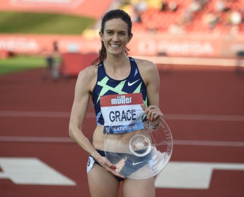 Kate Grace Diamond League