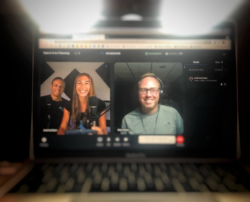 Learning from other runners with Matt Chittim podcast