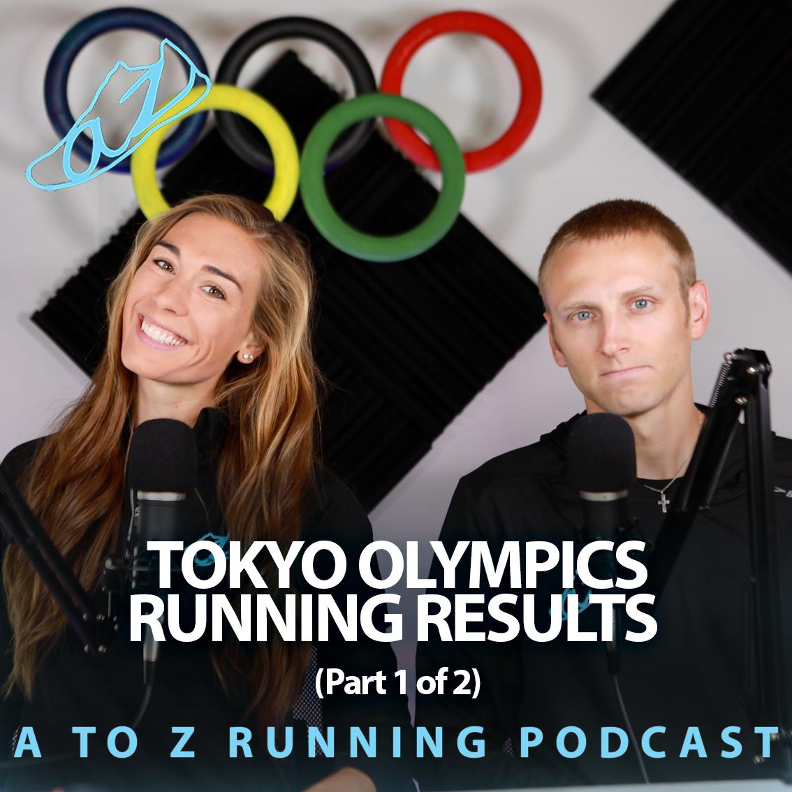 Tokyo Olympics Running Results