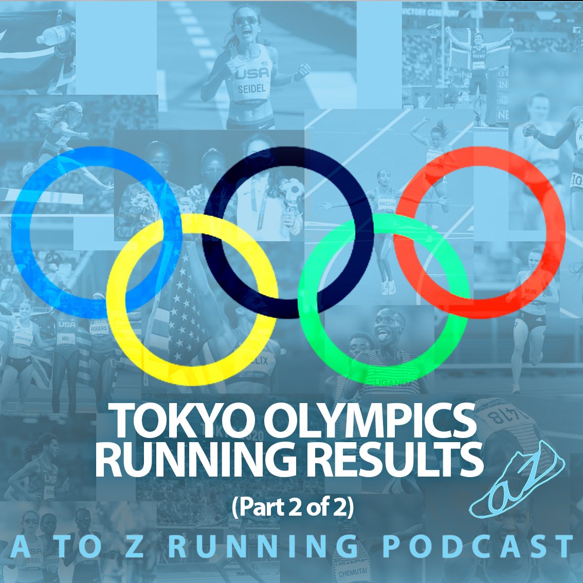 Tokyo Olympic Running Results